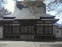 西会津野沢・天然山常泉寺