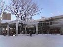 福島、積雪約30<br />  センチ